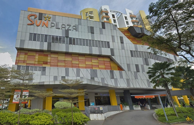 Sun Plaza Mall Near To The Commodore Condo at Canberra Drive Sembawang By JBE Holdings